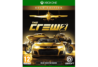 The Crew 2: Gold Edition Xbox One
