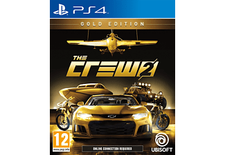 The Crew 2: Gold Edition PlayStation 4