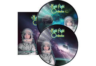 The Night Flight Orchestra - Sometimes The World Ain't Enough - (Vinyl)