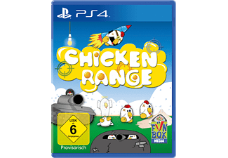Chicken Range - PlayStation 4