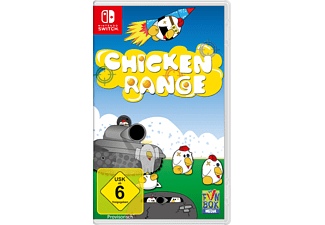 Chicken Range - Nintendo Switch