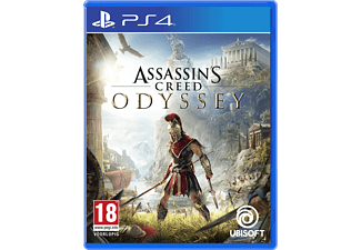 Assassins Creed - Odyssey | PlayStation 4