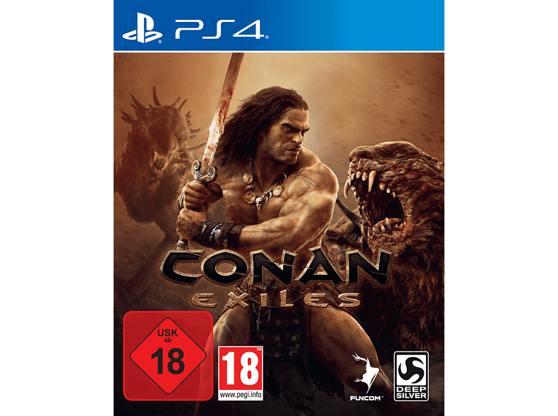 Conan Exiles [PlayStation 4]