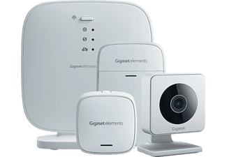 GIGASET Smart Home Alarm All You Need Box (GIG-ALARM-SE-WHT)