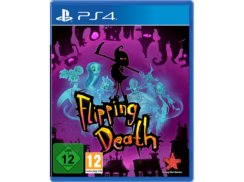 Flipping Death [PlayStation 4]