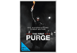 The First Purge - (DVD)