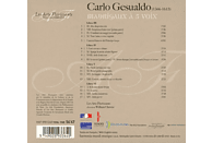 Les Arts Florissants William Christ - GESUALDO MADRIGALI [CD]
