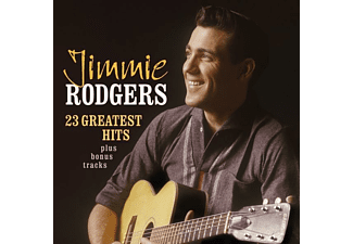 Jimmie Rodgers - 23 Greatest Hits+Bonus Tracks - (CD)