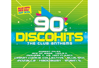VARIOUS - 90s Disco Hits-The Club Anthems - (CD)