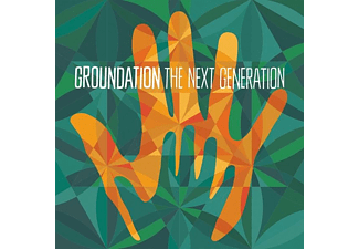 Groundation - The Next Generation - (CD)