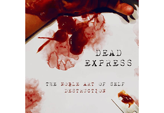 Dead Express - The Noble Art Of Self Destruction - (CD)