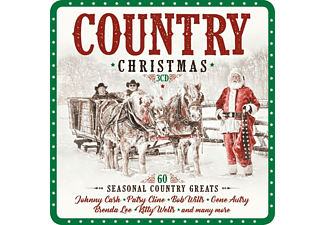Various Arists - Country Christmas (Lim Metalbox Ed) - (CD)