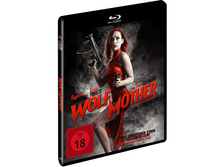 Wolf Mother [Blu-ray]