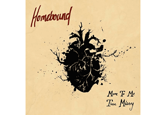 Homebound - More To Me Than Misery EP - (CD)