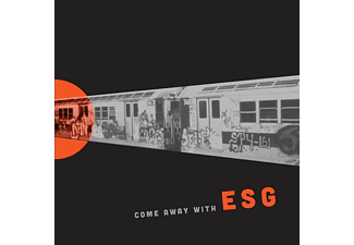 Esg - Come Away With - (CD)