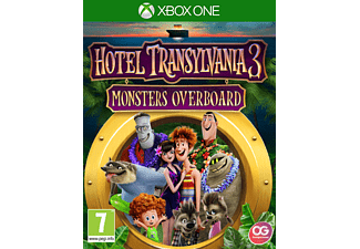 Hotel Transylvania 3 - Monsters Overboard Xbox One