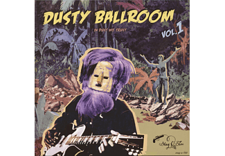 VARIOUS - Dusty Ballroom 01-In Dust We Trust - (Vinyl)