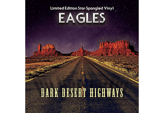 Eagles - Dark Desert Highways Blue Vinyl - (Vinyl)