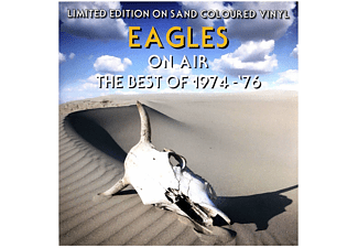 Eagles - On Air - The Best Of 1974-'76 (Sand col. LP) - (Vinyl)