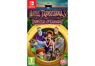 Hotel Transylvania 3 - Monsters Overboard Nintendo Switch