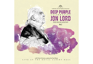 Jon Lord, Deep Purple & Friends - Celebrating Jon Lord-The Rock Legend Vol.2 (Ltd.) - (Vinyl)