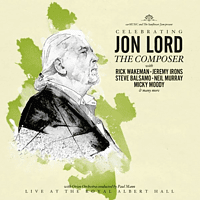 Jon Lord, Deep Purple & Friends - Celebrating Jon Lord-The Composer [LP + DVD Video]