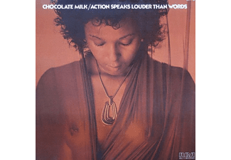Chocolate Milk - Action Speaks Louder Than Words - (Vinyl)