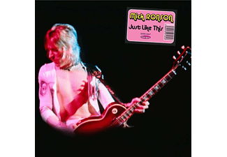 Mick Ronson - Just Like This - (Vinyl)