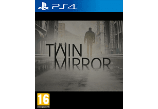 Twin Mirror PlayStation 4