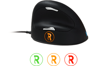 R-GO TOOLS Ergonomische Rechtshandige Large HE Mouse Break