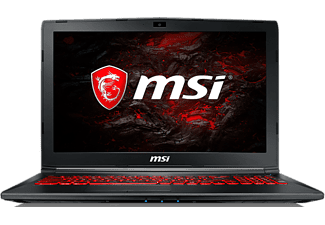 MSI Gaming laptop gamer GL62M 7RDX Intel Core i7-7300HQ (GL62M 7RDX-1634BE)