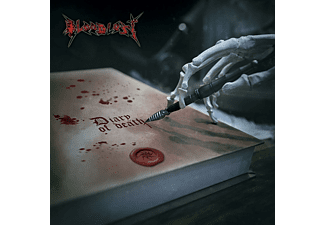 Bloodlost - Diary Of Death - (CD)