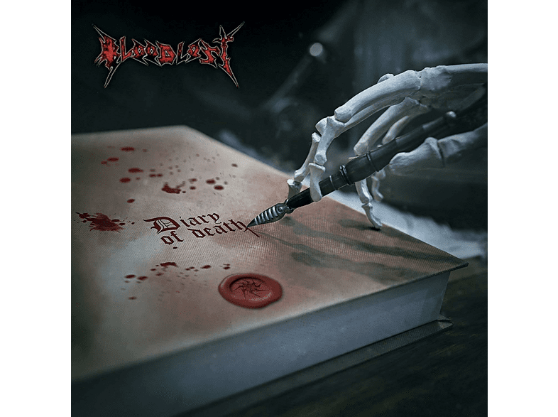 Bloodlost - Diary Of Death [CD]