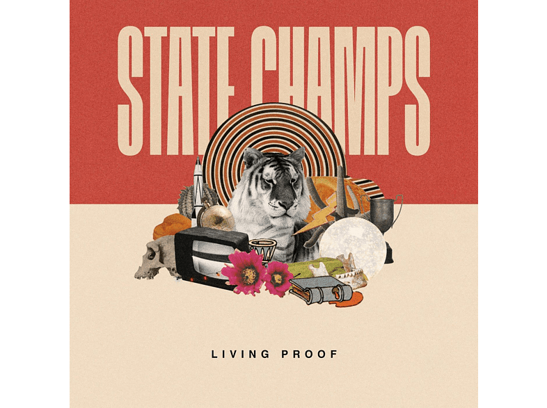 State Champs - Living Proof (Ltd.Cream Coloured Vinyl) [Vinyl]