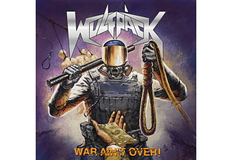 Wulfpäck - War Ain't Over [CD]