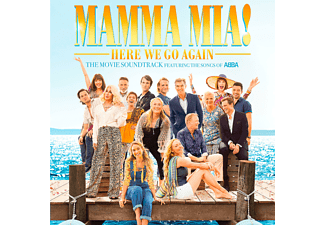 Mamma Mia - Here we go again - CD
