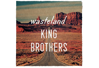 The King Brothers - Wasteland - (CD)