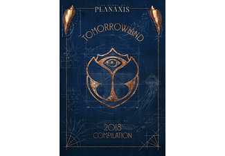 VARIOUS - Tomorrowland 2018:The Story Of Planaxis - (CD)