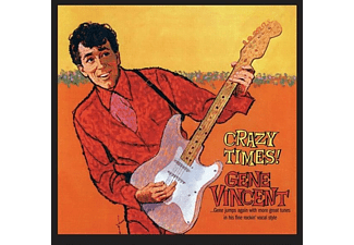 Gene Vincent - Crazy Times - (CD)