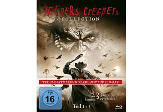Jeepers Creepers Collection - Teil 1-3 - (Blu-ray)