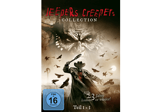 Jeepers Creepers Collection - Teil 1-3 - (DVD)