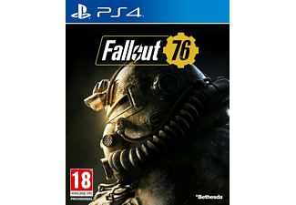 Fallout 76 NL/FR PS4
