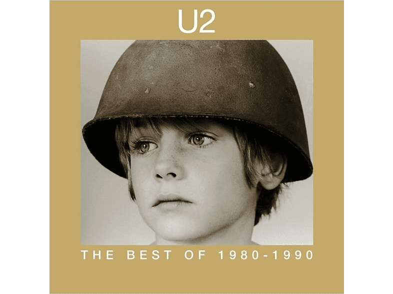 U2 - The Best Of 1980-1990 (2LP) [Vinyl]