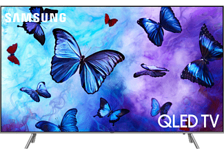 SAMSUNG GQ55Q6FNGT QLED TV (Flat, 55 Zoll, UHD 4K, SMART TV, Tizen)