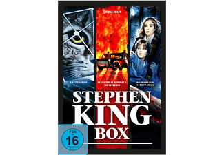 Stephen-King-Horror-Collection - (DVD)