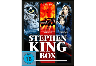 Stephen-King-Horror-Collection - (Blu-ray)