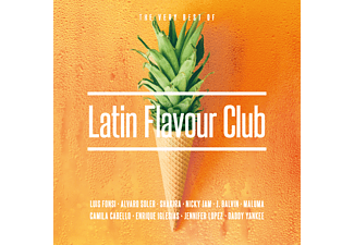 VARIOUS - Latin Flavour Club - (Vinyl)