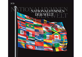 Das internationale Paradeorchester - Nationalhymnen der Welt - (CD)