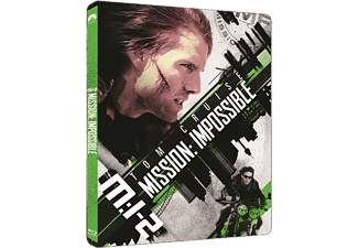 Mission: Impossible 2. (Limited Steelbook) (4K Ultra HD Blu-ray + Blu-ray)