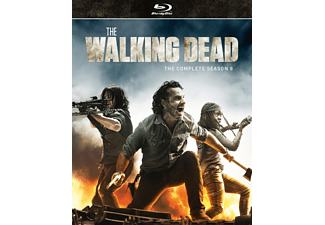 The Walking Dead - Säsong 8 (Blu-ray) Blu-ray
